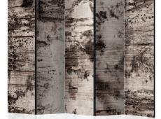 Paraván - Burnt Wood II [Room Dividers]